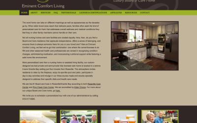 Eminent Comfort Living