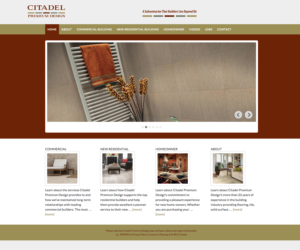 Citadel Home Page Image