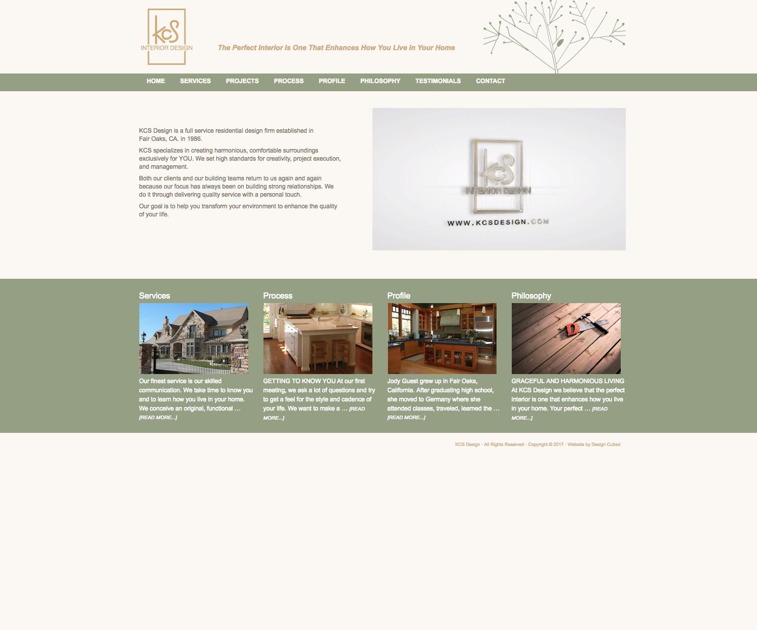 KCS Design Home Page Image